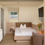 Einzelzimmer Komfort 13m² im Hotel Ziegler Lindau