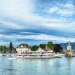 Hafen Lindau am Bodensee