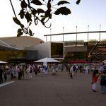 Vorplatz der Bregenzer Festspiele