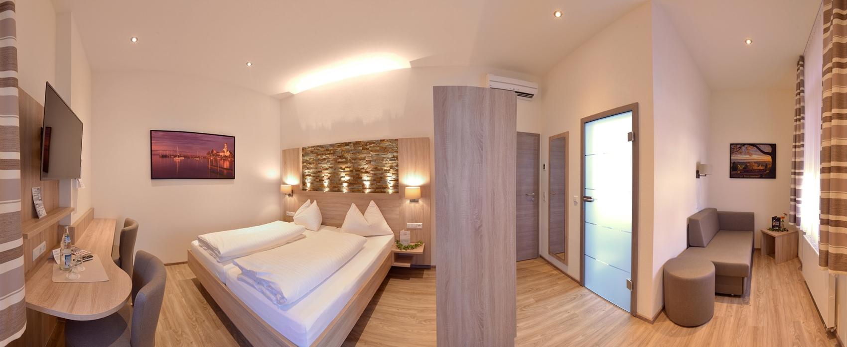 Doppelzimmer Superior 23m²