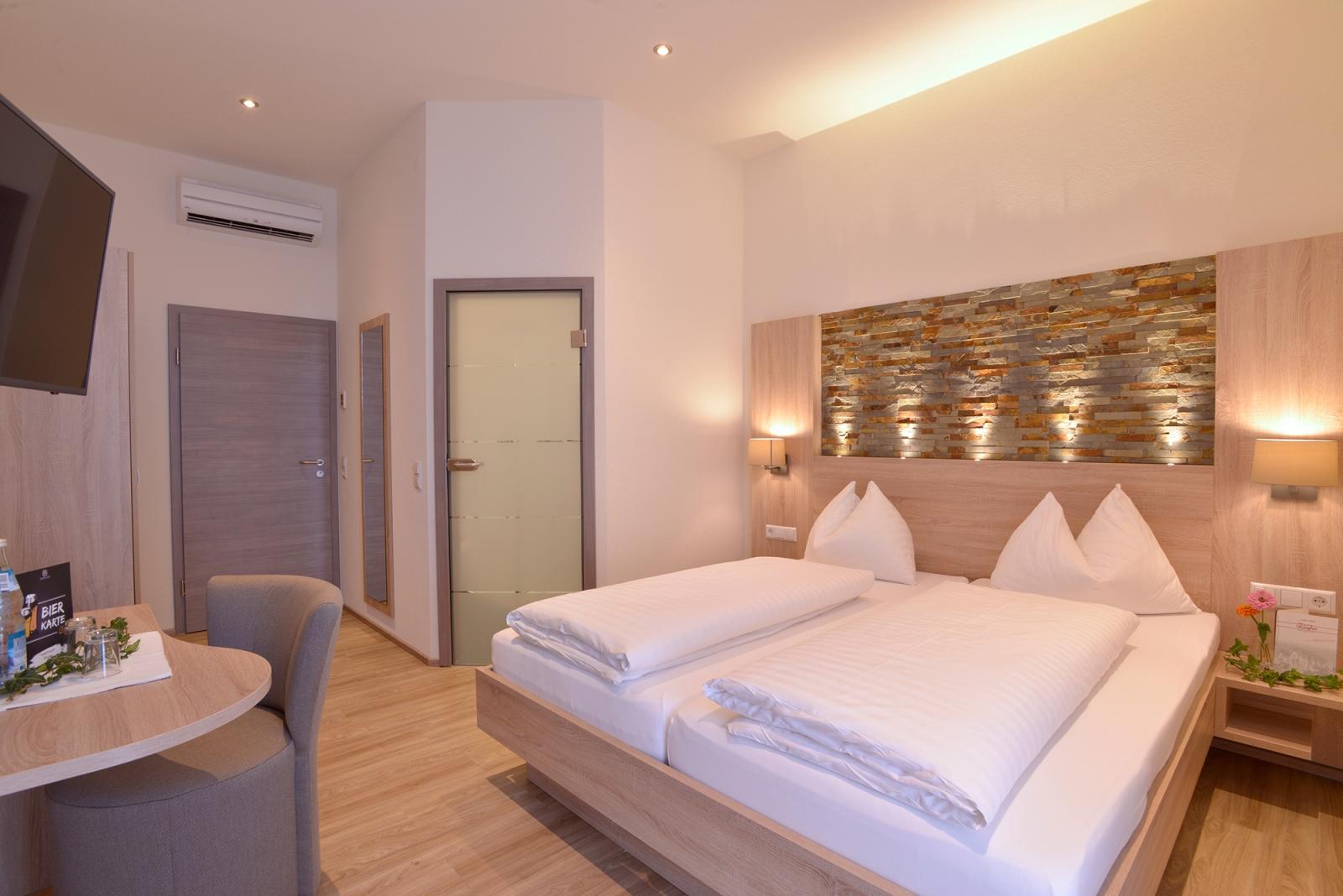 Doppelzimmer Komfort 18m²