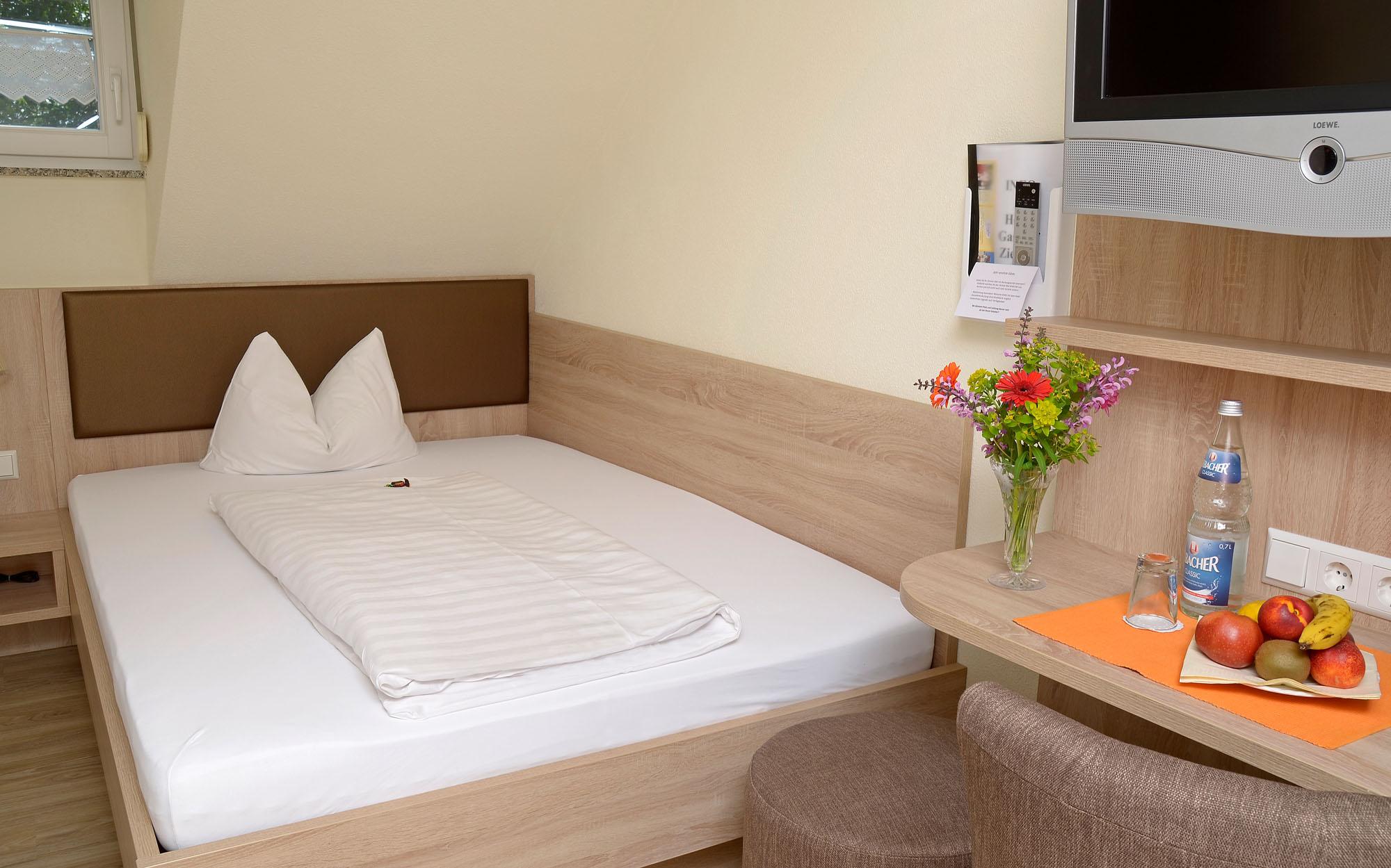 Einzelzimmer Komfort 13m²