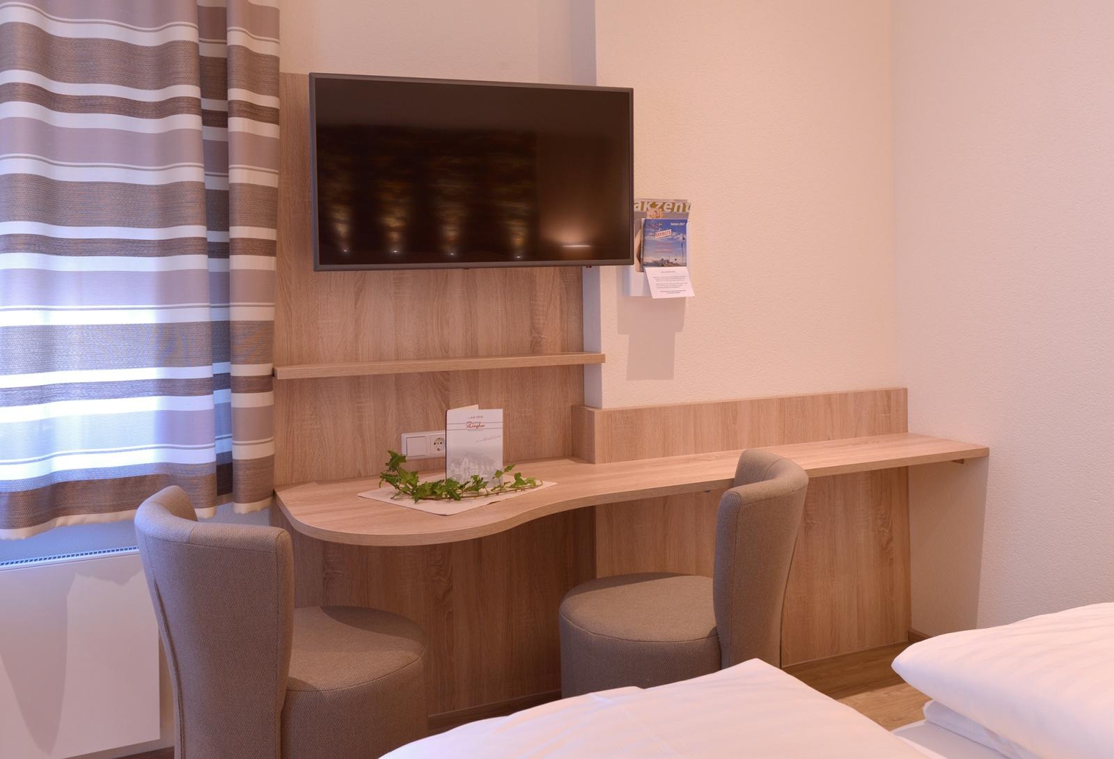 Hotelzimmer in Lindau